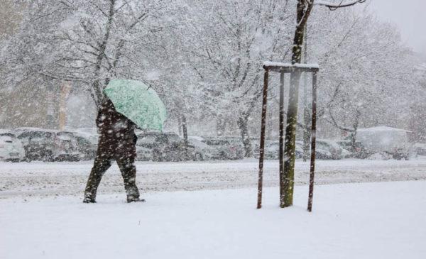 Sneženje