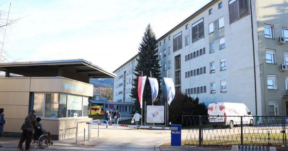 Splošna bolnišnica Slovenj Gradec